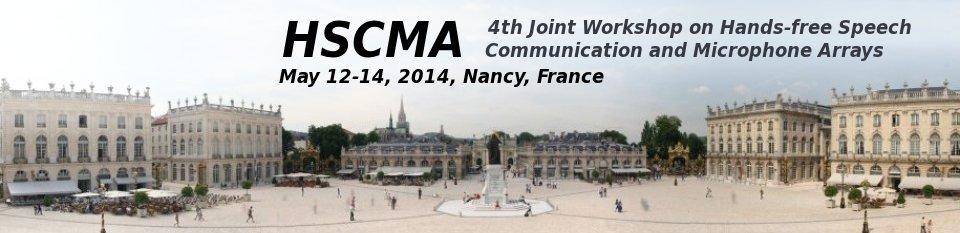 HSCMA 2014